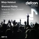 Misja Helsloot featuring Shannon Hurley - Voice In The Crowd (Luke Terry Remix)