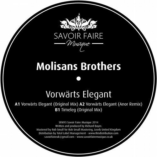Molisans Brothers - Vorwarts Elegant (Original Mix)