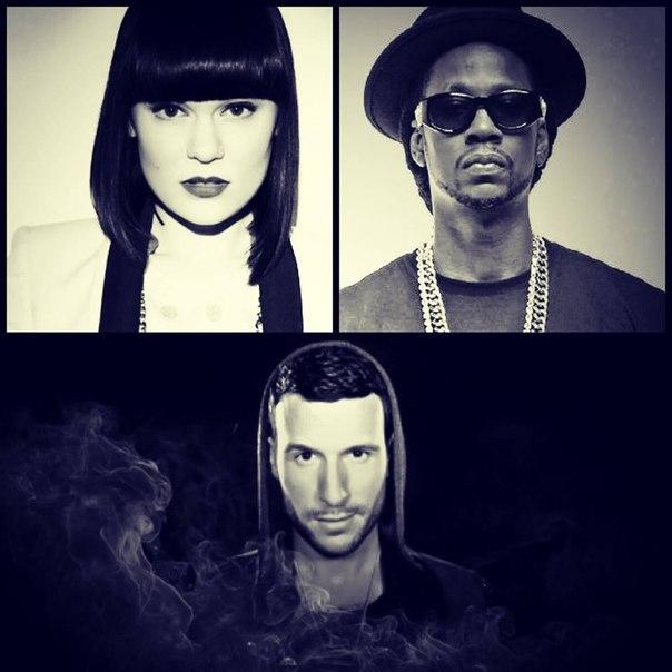 Jessie J feat 2 Chainz - Burnin Up (Don Diablo Remix)