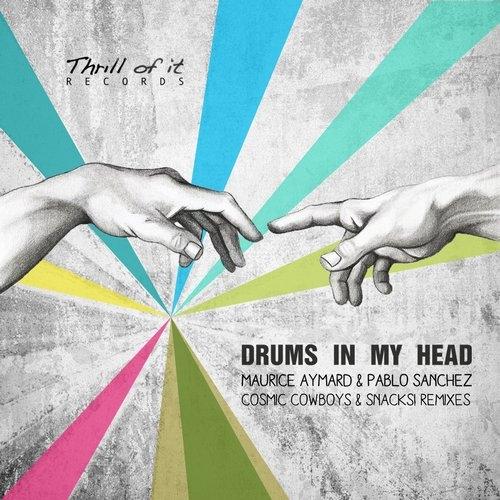 Maurice Aymard, Pablo Sanchez - Drums In My Head (Original Mix)