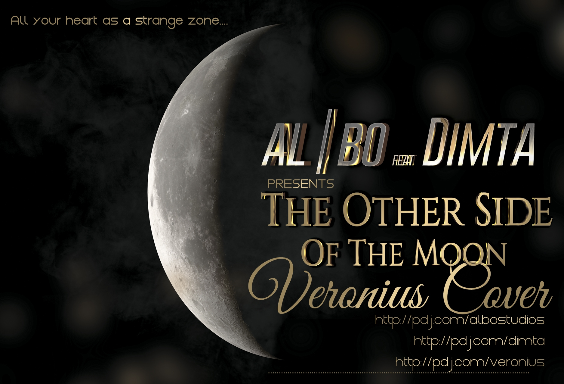 al l bo feat Dimta  - The Other Side Of The Moon (Veronius Cover)