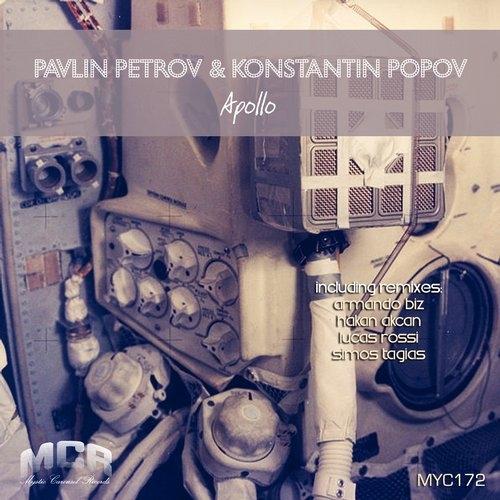 PAVLIN PETROV, Konstantin Popov  - Apollo (Armando Biz Remix)