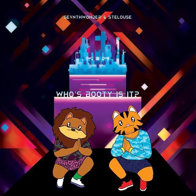 SevnthWonder & StéLouse - Who\'s Booty Is It? (Original mix)
