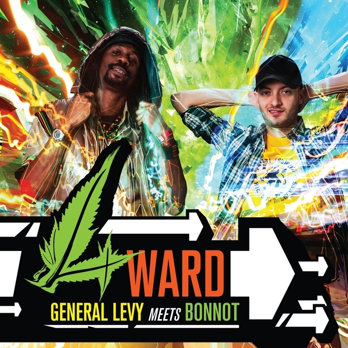 General Levy & Bonnot - Like A Train (Original mix)