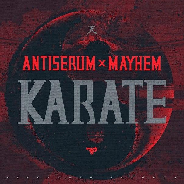 Antiserum & Mayhem - Trippy (Vip)