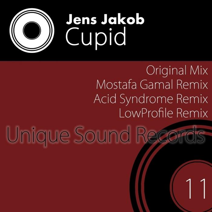 Jens Jakob - Cupid (Original Mix)