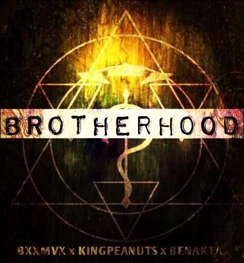 BXXMVX x King Peanuts x Benakta - BROTHERHOOD (Original mix)