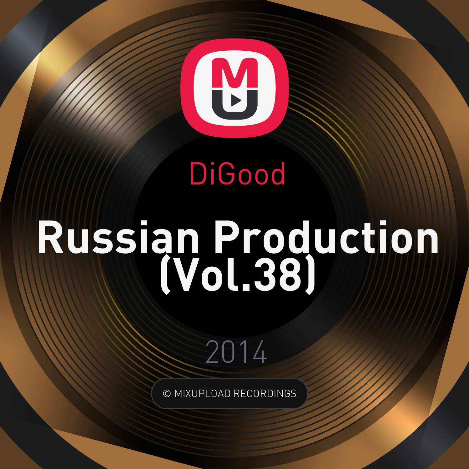 DiGood - Russian Production (Vol.38) ( Vol.38 )