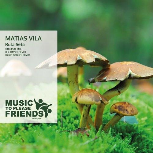 Matias Vila - Ruta Seta (D.X.Xavier Remix)