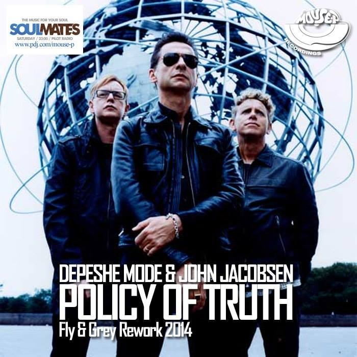 Depeche Mode & John Jacobsen -  Policy of Truth (Fly & Grey Edit 2014) (Fly & Grey Edit 2014)