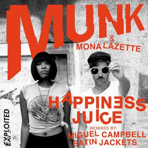 Munk - Happiness Juice (Extended Club Mix)