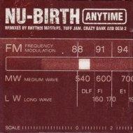 Nu-Birth - Anytime (Rhythm Masters Mix)