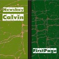 Newsboy Calvin - First Page (Original Mix)