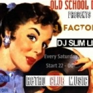 Dj Slim Line - J - Factory Retro Club Music ()