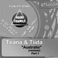 Teana - Australia (FlanJer Remix)