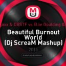 Blasterjaxx & DBSTF vs. Ellie Goulding & Dualive - Beautiful Burnout World (Dj ScreaM Mashup)