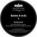 Marc Jay, Davies, or:la - Bodywork (Marc Jay Remix)