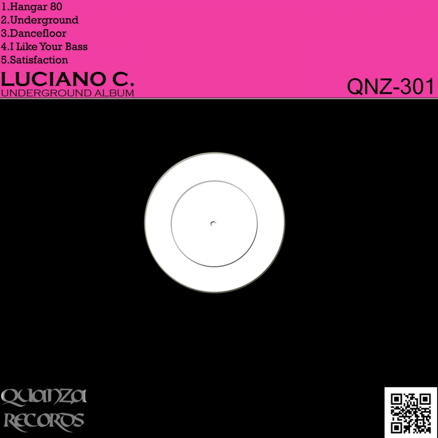 Luciano C. - Hangar 80 (Original Mix)
