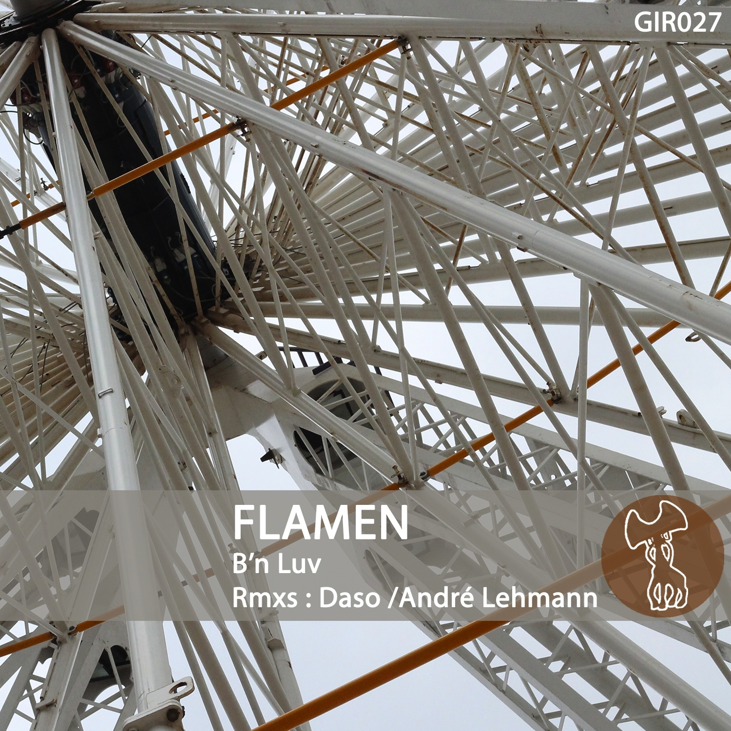 Flamen - B\'n Luv (Daso Remix)