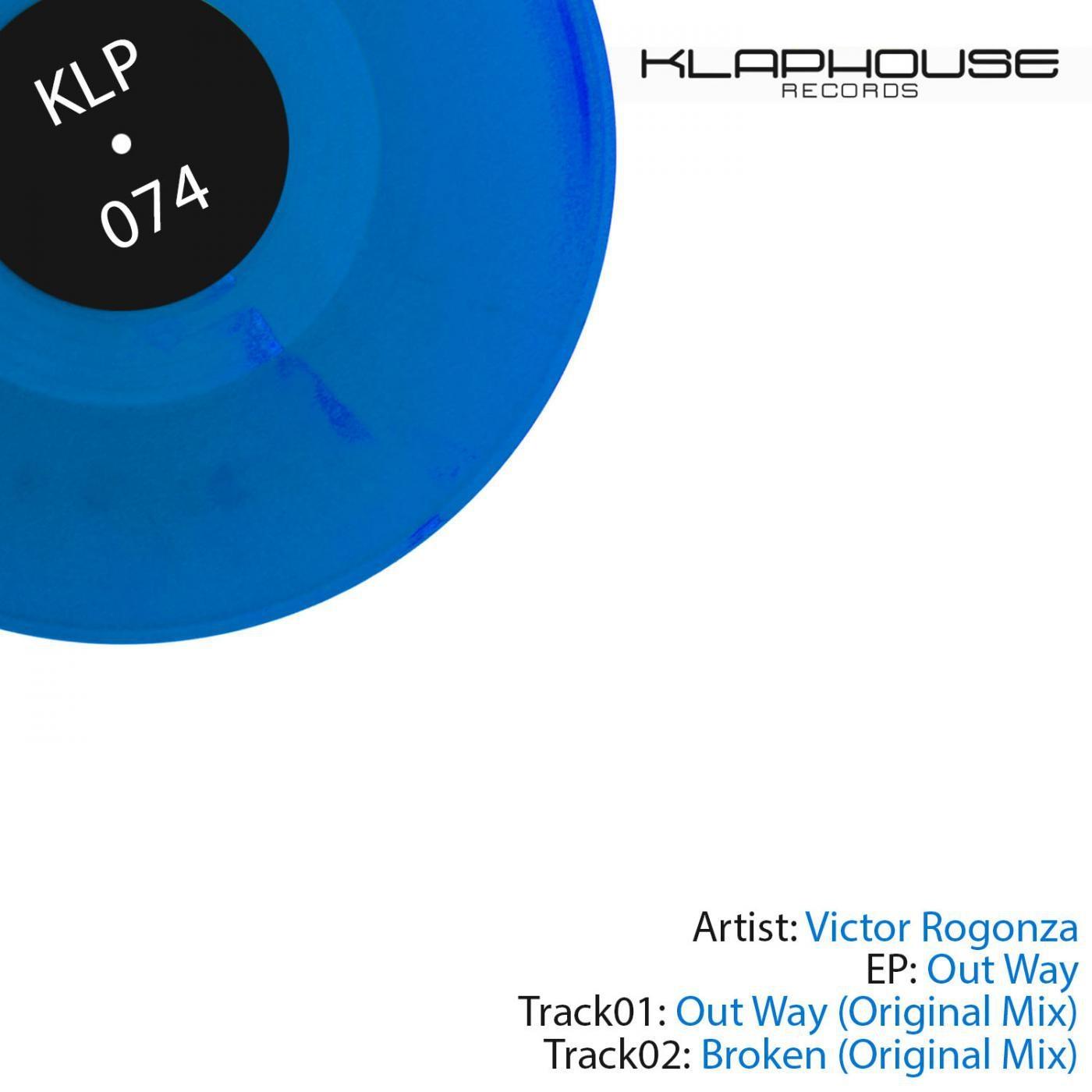 Victor Rogonza - Out Way (Original mix)