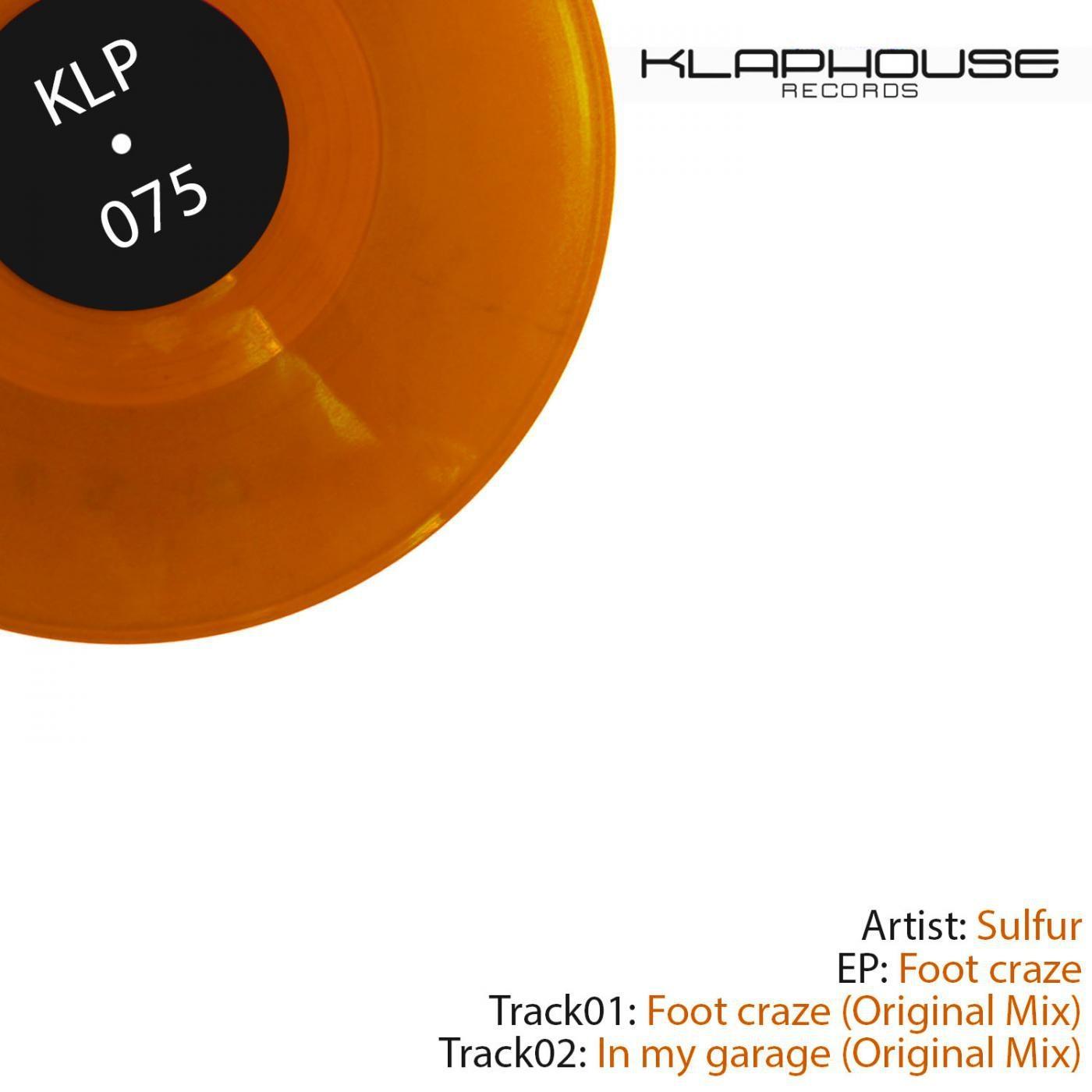 Sulfur - Foot Craze (Original mix)