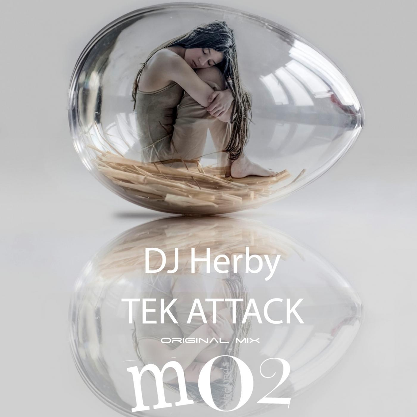 DJ Herby - Tek Attack (Original mix)
