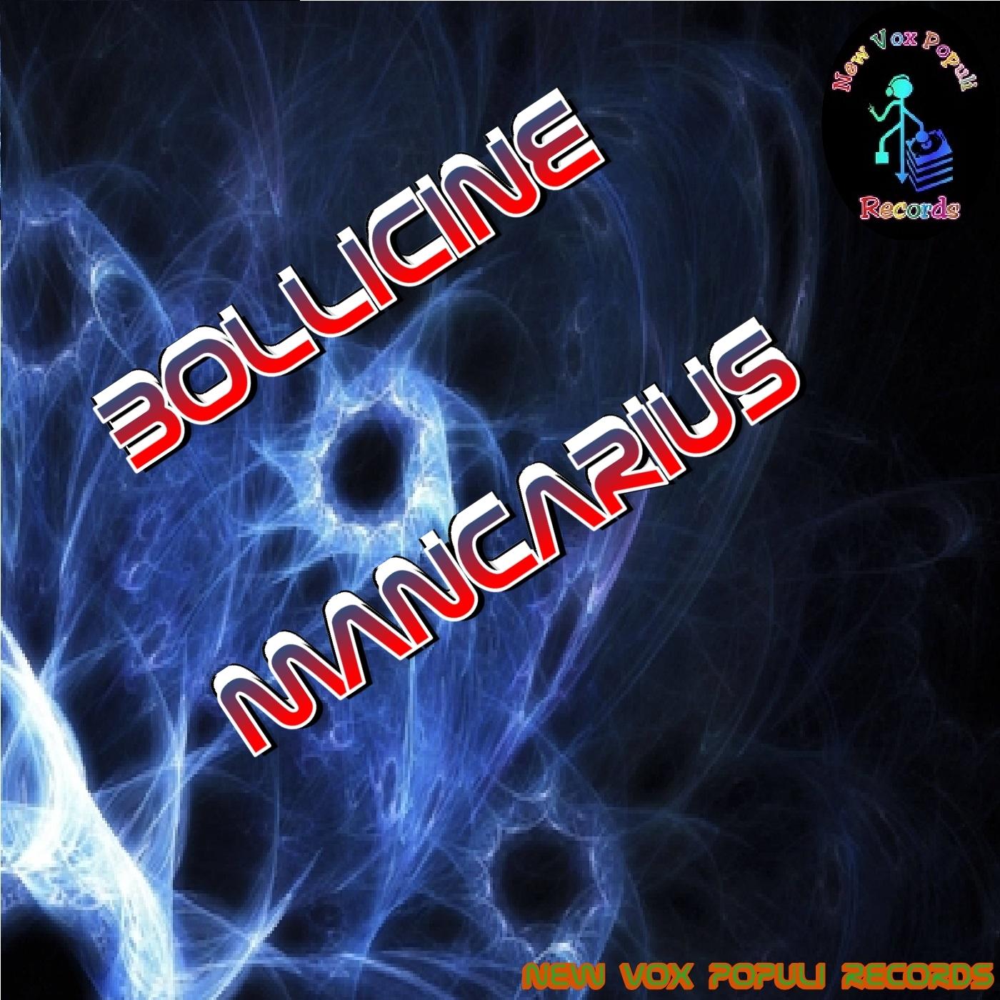 Mancarius - Bollicine (Original mix)