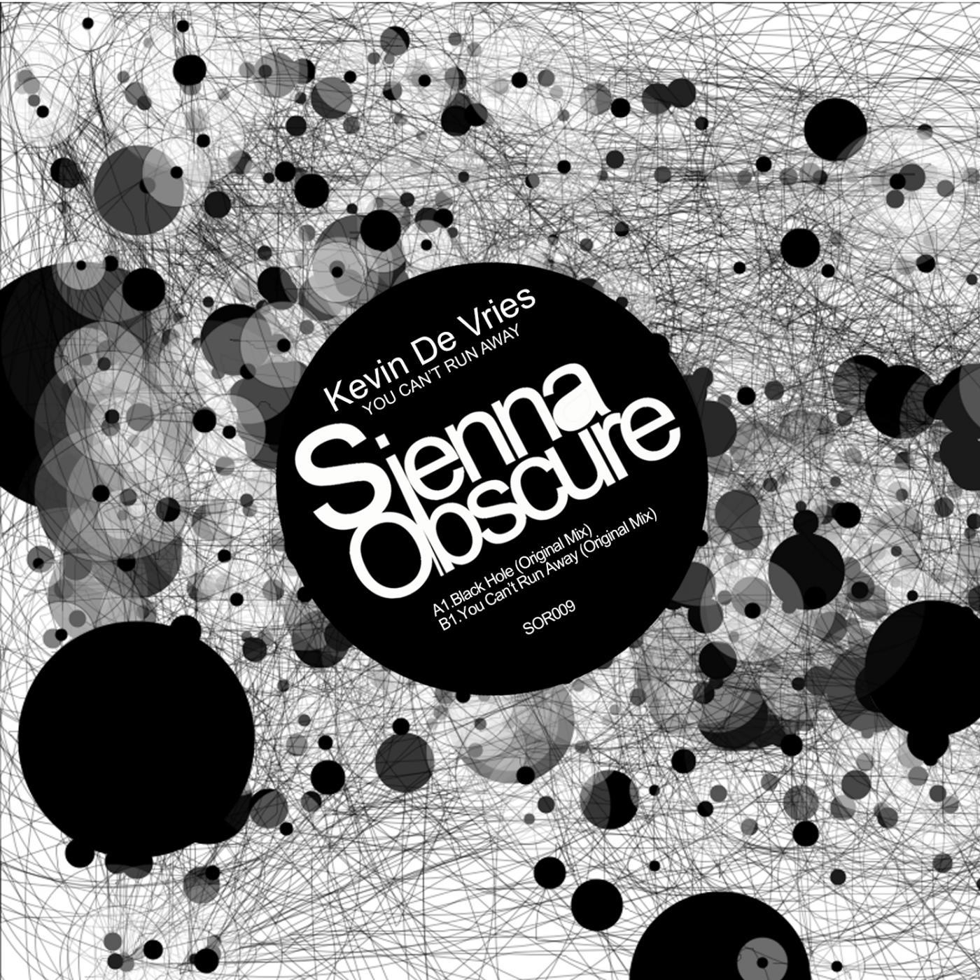 Kevin de Vries - Black Hole (Original mix)