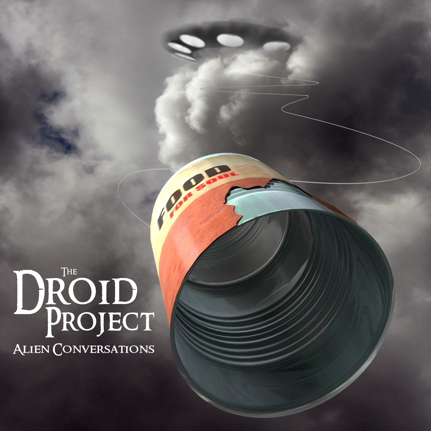 Droid Project - The Visitor (Original Mix)
