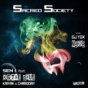 Sen I, Krivak & Charoday feat. Digital Soul - Sacred Society (mSdoS Remix)