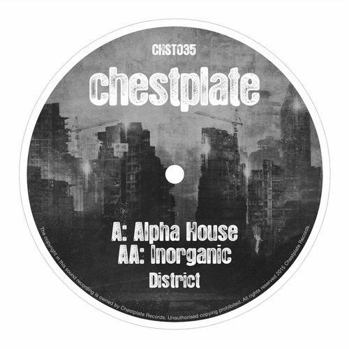 District - Alpha House (Original mix)