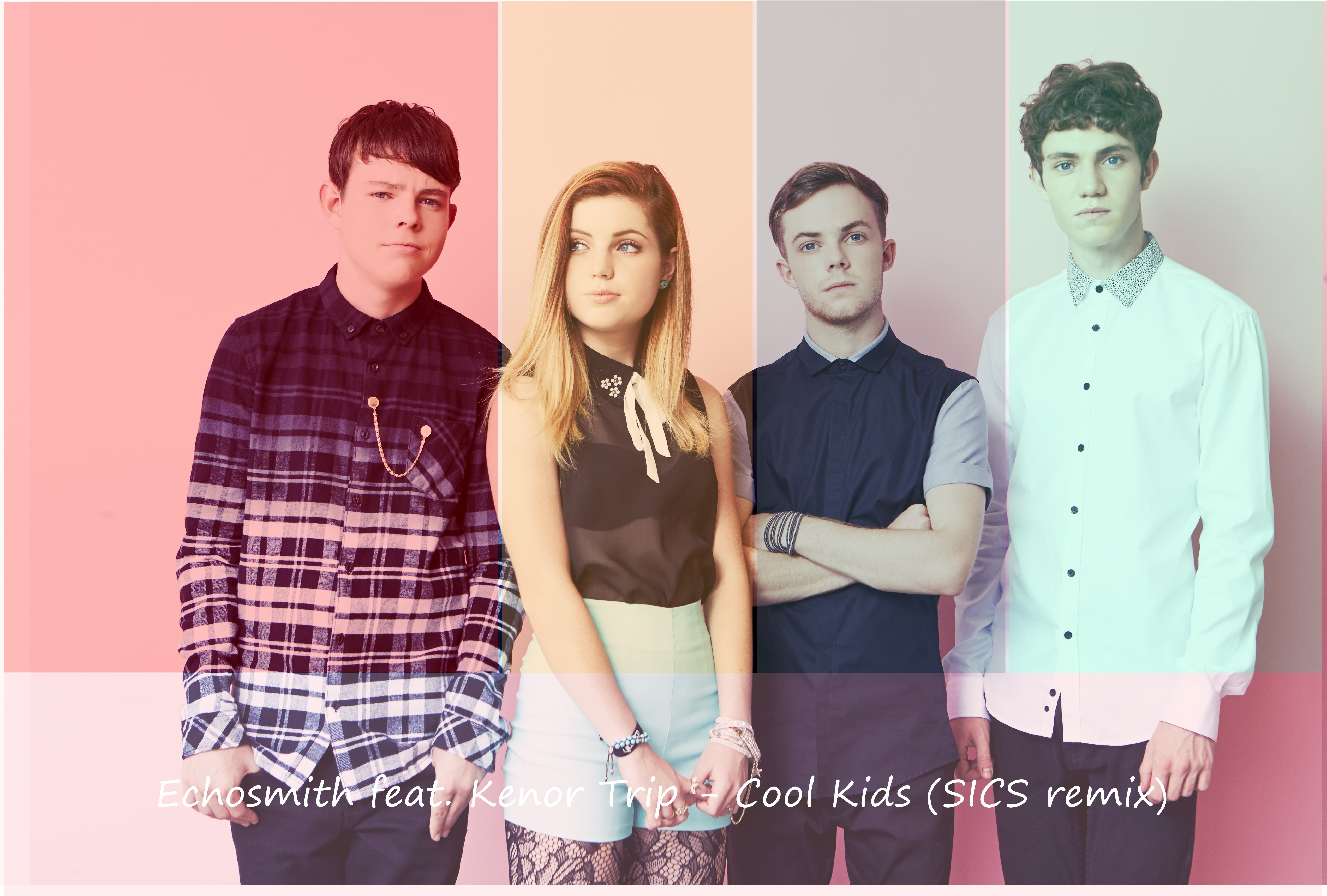 Echosmith Feat. Kenor Trip - Cool Kids (SICS Remix)