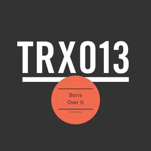 DJ Boris - Over It (Original Mix)
