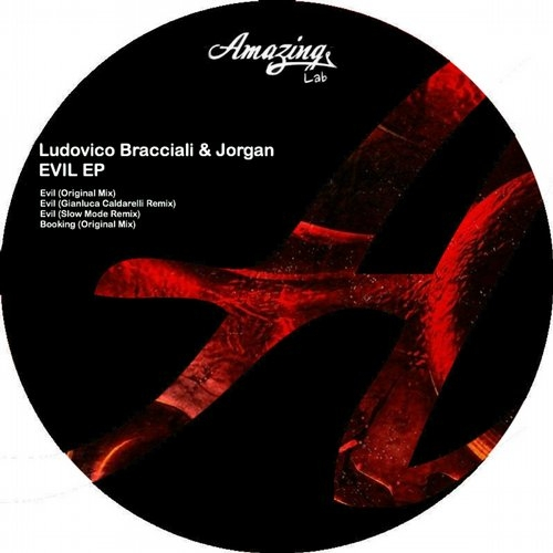 Ludovico Bracciali, Jorgan - Booking (Original Mix)