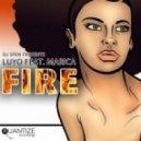 Luyo, Marica - Fire (Corvino Traxx Remix)