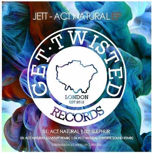 Jett - Act Natural (Luvstuff Remix)