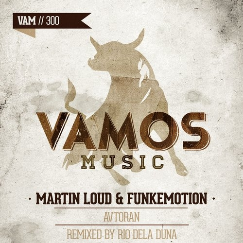 Funkemotion, Martin Loud - Avtoran (Original Mix)