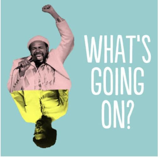 Marvin Gaye - What\'s Going On (Lou Van Edit)