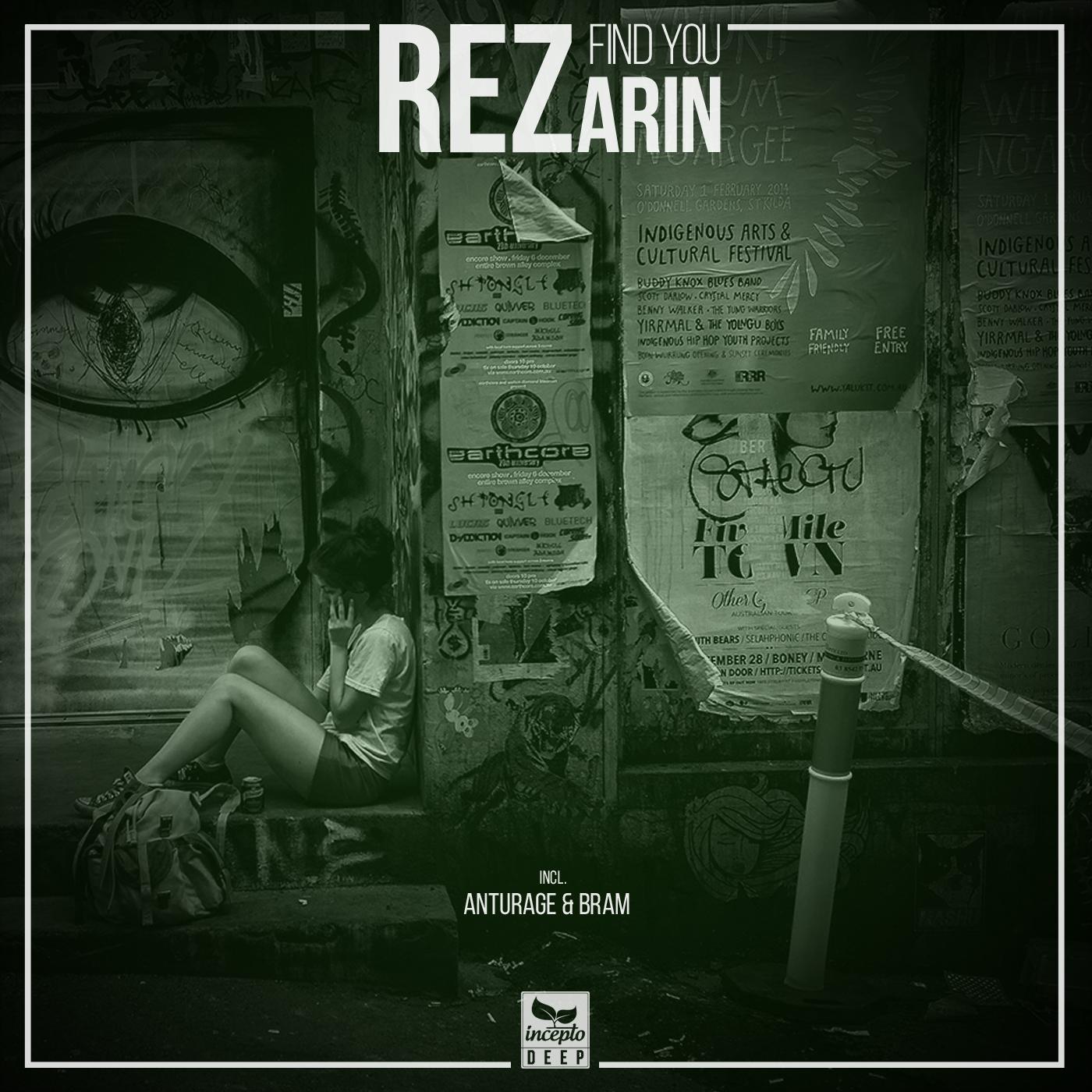 REZarin - Find You (Original Mix)
