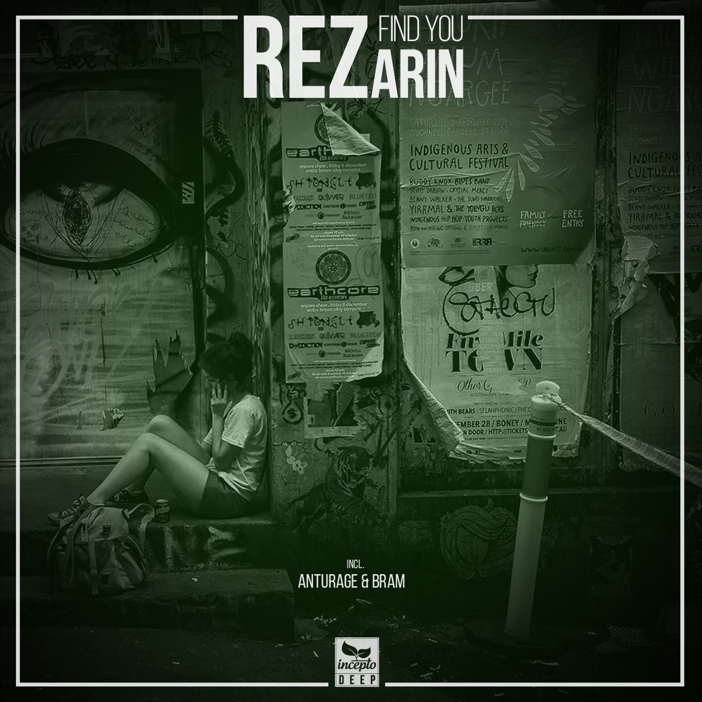 REZarin - Find You (Anturage Remix)