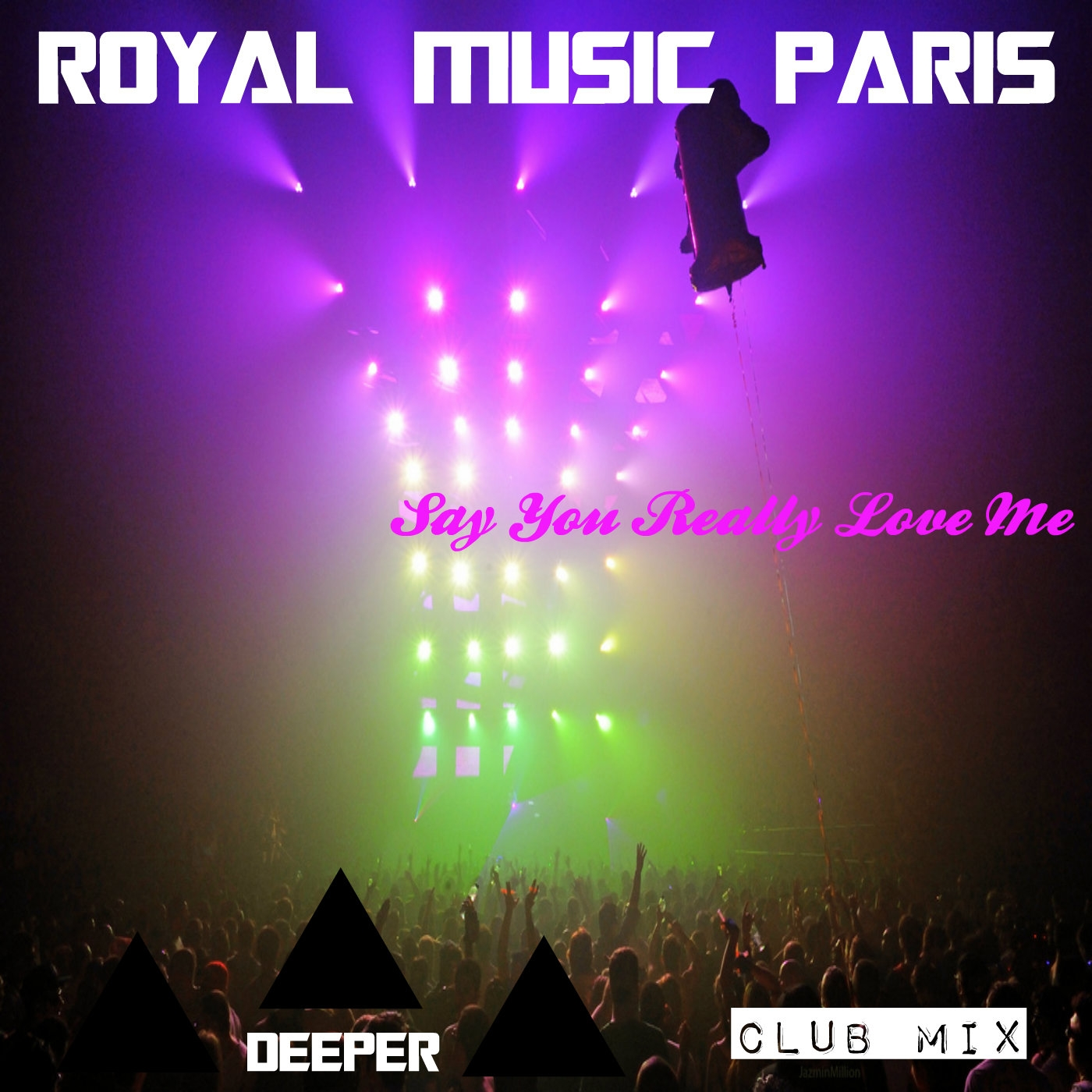 Royal Music Paris - Say You Really Want Me (Future House Mix)