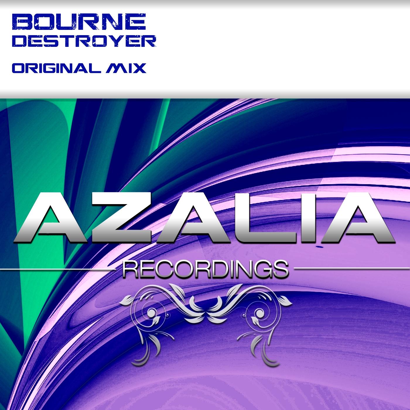 Bourne - Destroyer (Original Mix)