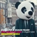 Borgeous & Shaun Frank - This Could Be Love (Beckstarz Remix)