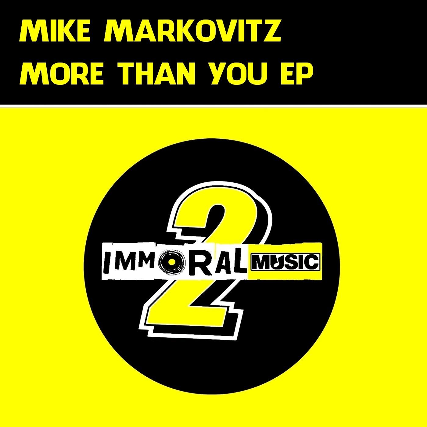 Mike Markovitz - Chances (Original mix)