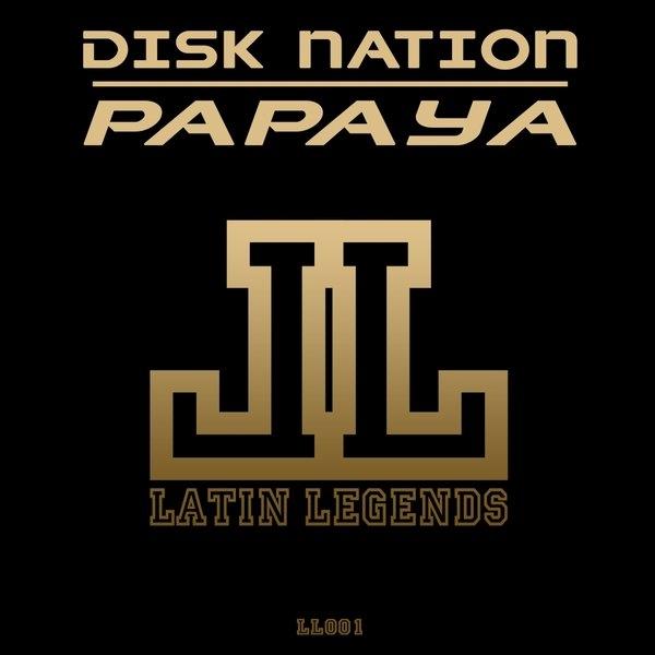 Disk Тation - Papaya (Original Mix)