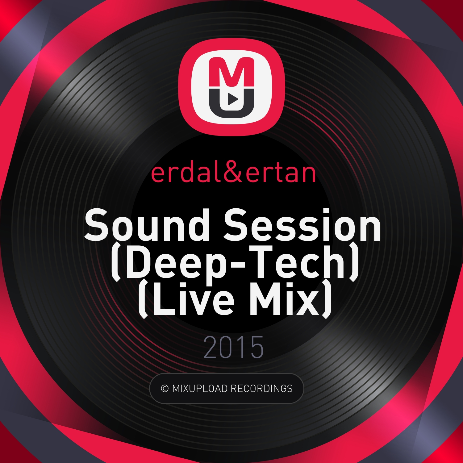 erdal&ertan - Sound Session (Deep-Tech) (Live Mix)