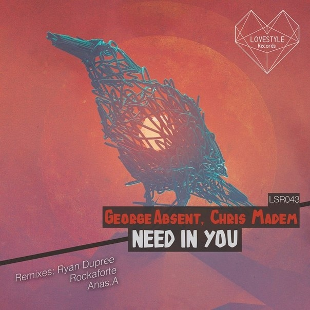 George Absent, Chris Madem - Need In You (Ryan Dupree Remix)