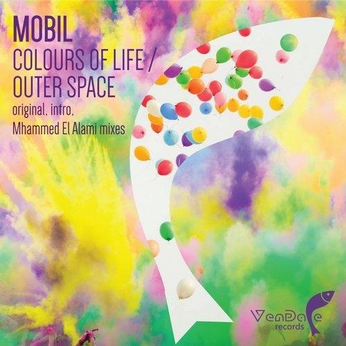Mobil - Colours Of Life (Mhammed El Alami Remix)