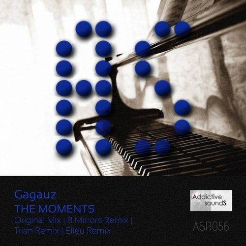 Gagauz - The Moments (8 Mirrors Remix)