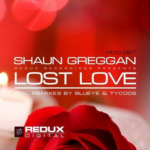 Shaun Greggan - Lost Love (Dub Mix)